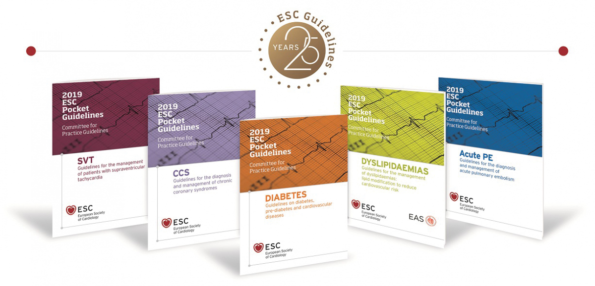 2019 ESC Guidelines i høring